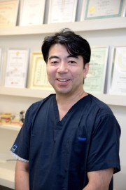 飯田橋なかしま歯科医院 院長 池田毅